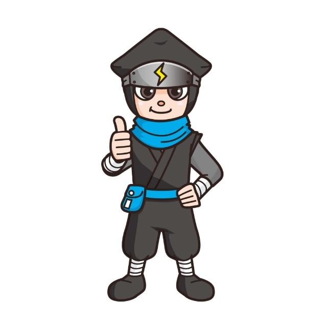 井上株式会社様の採用キャラクター